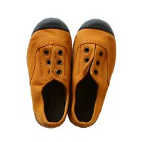 Cienta (シエンタ) ダイド デッキシューズ オレンジ (Dyed Deck Shoes Orange)<img class='new_mark_img2' src='//img.shop-pro.jp/img/new/icons20.gif' style='border:none;display:inline;margin:0px;padding:0px;width:auto;' />