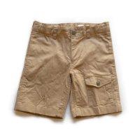East End Highlanders (イーストエンドハイランダーズ) ブッシュ ショート パンツ ベージュ (Bush Short Pants Beige)