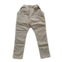 Cokitica (コキチカ) サルエル コーデュロイパンツ ライトグレー (Sarrouel Couduroy Pants Light Gray)<img class='new_mark_img2' src='//img.shop-pro.jp/img/new/icons5.gif' style='border:none;display:inline;margin:0px;padding:0px;width:auto;' />