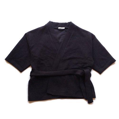 Popupshop (ポップアップショップ)レディース テリー キモノ ブラック (Women's Kimono Terry Black…