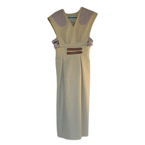【予約注文】MOI(モイ)トラジェリードレス ベージュ (MOI Tragere Dress Beige)