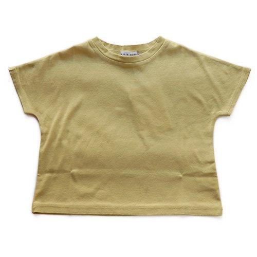 East End Highlanders (イーストエンドハイランダーズ)ドルマンスリーブ Tシャツ レモンイエロー(Dolman Sleeve Tee Shirt Lemon Yellow )