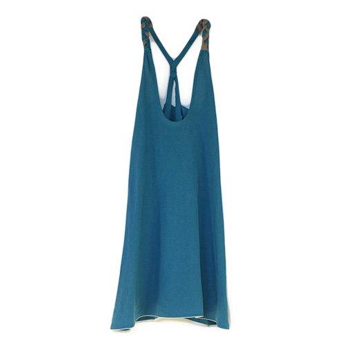 MOI(モイ)レディース ツイストドレス...
