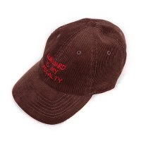 Conexion(コネクシオン)オリジナル コーデュロイキャップ ダークチョコ(Original Corduroy Cap Dark Chocolate)<img class='new_mark_img2' src='//img.shop-pro.jp/img/new/icons5.gif' style='border:none;display:inline;margin:0px;padding:0px;width:auto;' />