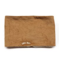 Chocolatesoup(チョコレートスープ)コーデュロイ ネックウォーマー ブラウン(corduroy Neck Warmer Brown)<img class='new_mark_img2' src='//img.shop-pro.jp/img/new/icons5.gif' style='border:none;display:inline;margin:0px;padding:0px;width:auto;' />