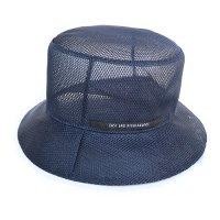 East End Highlanders (イーストエンドハイランダーズ)メッシュ バケットハット ネイビー(Mesh Bucket Hat Navy)