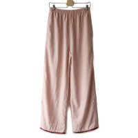 Nuno(ヌーノ)レディース リボンパンツ ピンクベージュ (Ribon Pants Pink Beige) <img class='new_mark_img2' src='//img.shop-pro.jp/img/new/icons5.gif' style='border:none;display:inline;margin:0px;padding:0px;width:auto;' />