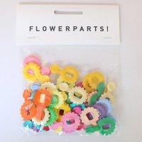 フラワーパーツ ブレスレット グラスデコレーション (Flower Parts )