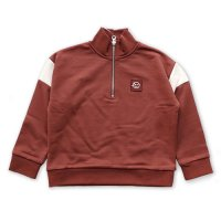 wynken (ウィンケン)ジップ トラックトップス ブラウン(Zip Track Top Brown)<img class='new_mark_img2' src='//img.shop-pro.jp/img/new/icons5.gif' style='border:none;display:inline;margin:0px;padding:0px;width:auto;' />