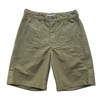 East End Highlanders (イーストエンドハイランダーズ) ショート ファティーグパンツ カーキ(Short Fatique Pants Khaki)<img class='new_mark_img2' src='https://img.shop-pro.jp/img/new/icons5.gif' style='border:none;display:inline;margin:0px;padding:0px;width:auto;' />