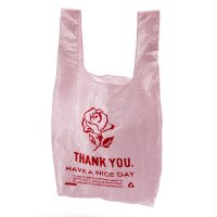 Open Editions (オープンエディションズ)サンキュートート ローズ ピンク&ローズ(Thank You Thank You Tote Pink/Rose)
