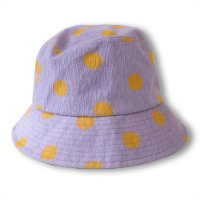 wynken (ウィンケン)ディスコ バケットハット ライラックドット (Disco Bucket Hat Lilac Dot)<img class='new_mark_img2' src='https://img.shop-pro.jp/img/new/icons5.gif' style='border:none;display:inline;margin:0px;padding:0px;width:auto;' />
