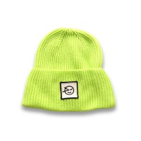 wynken (ウィンケン)デイリービーニー ネオンイエロー(DAILY BEANIE Neon Yellow)<img class='new_mark_img2' src='https://img.shop-pro.jp/img/new/icons5.gif' style='border:none;display:inline;margin:0px;padding:0px;width:auto;' />