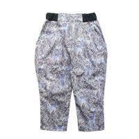 Cokitica (コキチカ) カロス  プリントパンツ グレー Kalos Print pants gray