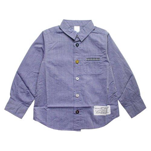 ARCH & LINE (アーチアンドライン) キャンディーシャツ 3  サックス (CANDY SHIRTS 3 Sax)