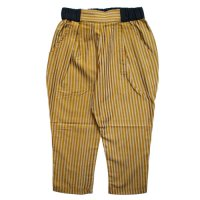 Cokitica (コキチカ) マジェスティー ストライプパンツ キャメル (Majesty stripe pants camel)  <img class='new_mark_img2' src='//img.shop-pro.jp/img/new/icons20.gif' style='border:none;display:inline;margin:0px;padding:0px;width:auto;' />
