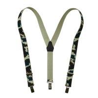 East End Highlanders (イーストエンドハイランダーズ) カモフラージュ サスペンダー(Camouflage Suspenders)