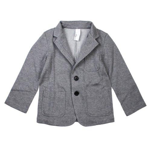 ARCH & LINE (アーチアンドライン) クールマックス ジャージジャケット グレー スーツ (Coolmax Jersey JKT Gre…