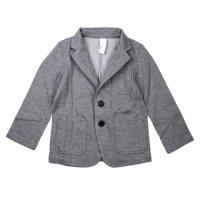 ARCH & LINE (アーチアンドライン) クールマックス ジャージジャケット グレー スーツ (Coolmax Jersey JKT Grey)