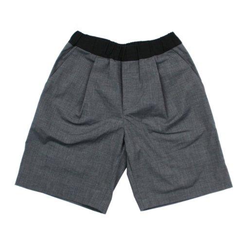 ARCH & LINE (アーチアンドライン) テトロン・コットン ブロード ショーツ スーツパンツ 短パン (T/C Broad Short…