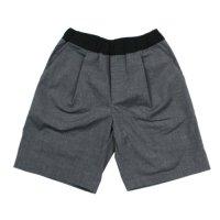 ARCH & LINE (アーチアンドライン) テトロン・コットン ブロード ショーツ スーツパンツ 短パン (T/C Broad Shorts)