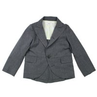 Franky Grow (フランキーグロウ) フロック ジャケット グレー (FROCK JACKET GLAY 16S) <img class='new_mark_img2' src='//img.shop-pro.jp/img/new/icons20.gif' style='border:none;display:inline;margin:0px;padding:0px;width:auto;' />
