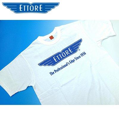 【日本限定】 ETTORE社創業80周年記念Tシャツ