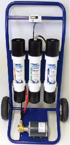 アクアクリーン3ステージ|エトレの純水掃除