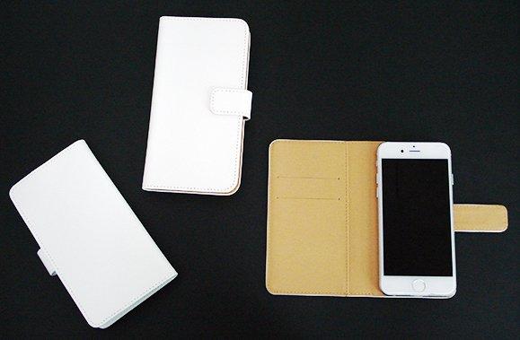 スマホ(Android)手帳型ケース【iPhone以外の全機種対応】