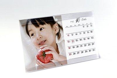 2017年度<平成29年>オリジナル卓上カレンダー【卓上エコケース】