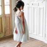 フェアリーバックリボンドレス