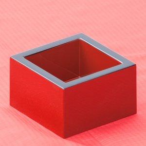 レンタル 鏡開き用品 レンタルプラスチック枡8勺
