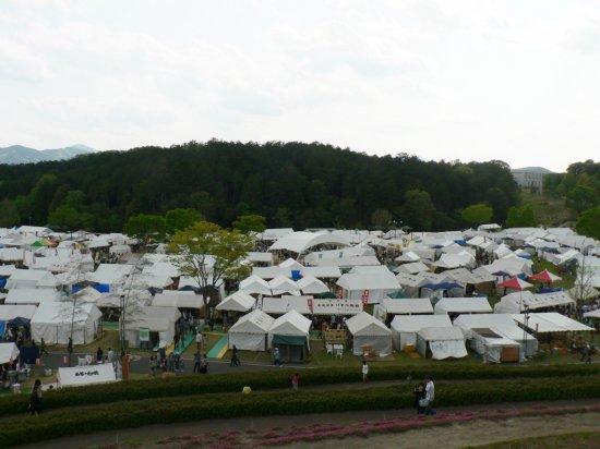 笠間 陶炎祭(ひまつり)