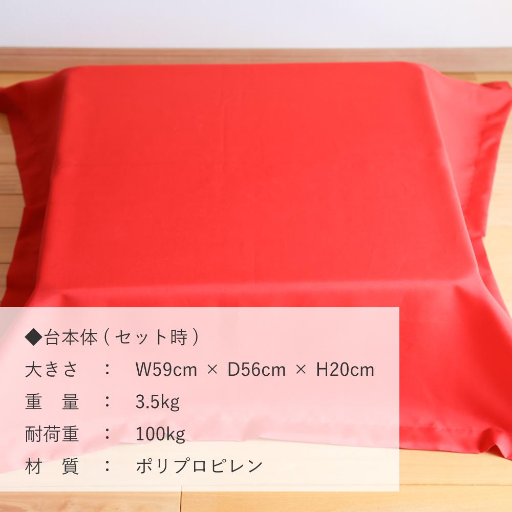 レンタル鏡開きセット4斗樽 寿・花柄【100名用】【画像8】