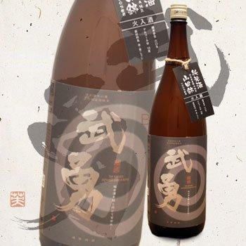 純米山田錦(山廃造り)1.8L