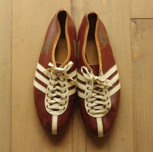 early 60's vintage addidas from Western Germany
