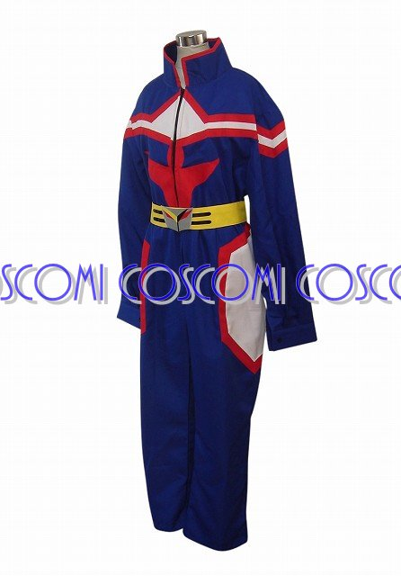 僕のヒーローアカデミア オールマイト 風 コスプレ 衣装 通販 オーダーメイド
