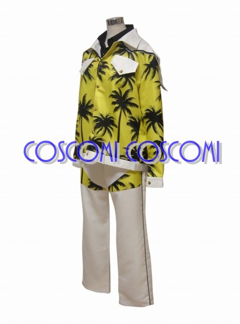AAALEAPOVERのヤシの木  西島隆弘  風 コスプレ 衣装 通販 オーダーメイド