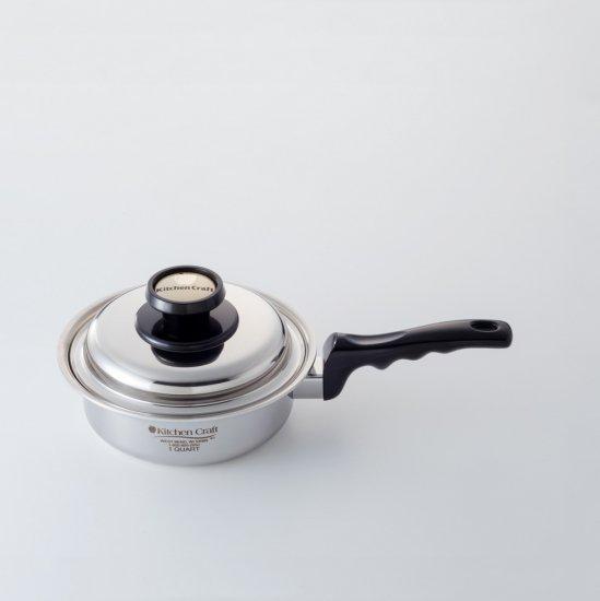 キッチンクラフト 1コート鍋