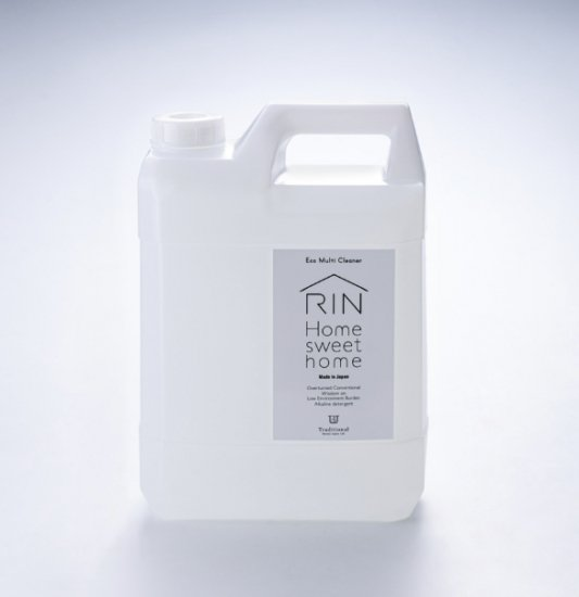 エコクリーナー<br>RIN-Home sweet home- 4L(原液)