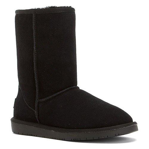[再入荷]MINNETONKA Olympia Boot[ミネトンカオリンピアブーツ] / Black[ブラック]