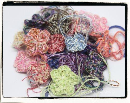 お得福袋★引き揃え糸のモチーフセット 小