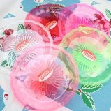 <img class='new_mark_img1' src='//img.shop-pro.jp/img/new/icons16.gif' style='border:none;display:inline;margin:0px;padding:0px;width:auto;' />SALE20%OFF◇ KITSCH KITCHEN(キッチュキッチン) プラスティックプレート 【ピンク/クリア/レッド/ネオンピンク/ネオングリーン】