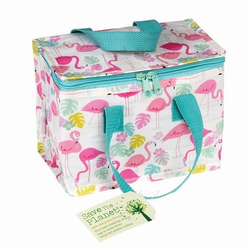 dotcomgiftshop 保温・保冷ランチバッグ フラミンゴ Flamingo Bay Lunch Bag LEX LONDON