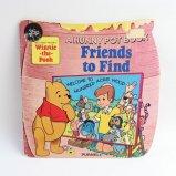 海外買い付け品(USA)  Disneyくまのプーさん USED絵本 洋書
