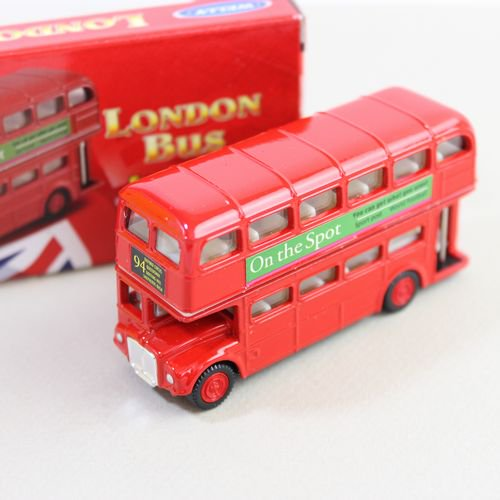 WELLY London Bus ロンドンバス 対象年齢:3歳以上