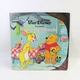【USED】 洋書絵本 くまのプーさん Walt Disney Winnies the Pooh