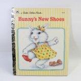 【USED】 洋書絵本 バニーのあたらしいくつ Bunny's New Shoes