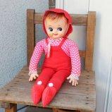 ヴィンテージ 赤ちゃん人形 大 USED 昭和レトロ