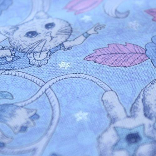 Joli Fleur La Toile(ジョリーフルールラトワール) SHOWTIME【生成×シルバー】110cm×50cm 7000円以上から送料無料に変わりました!